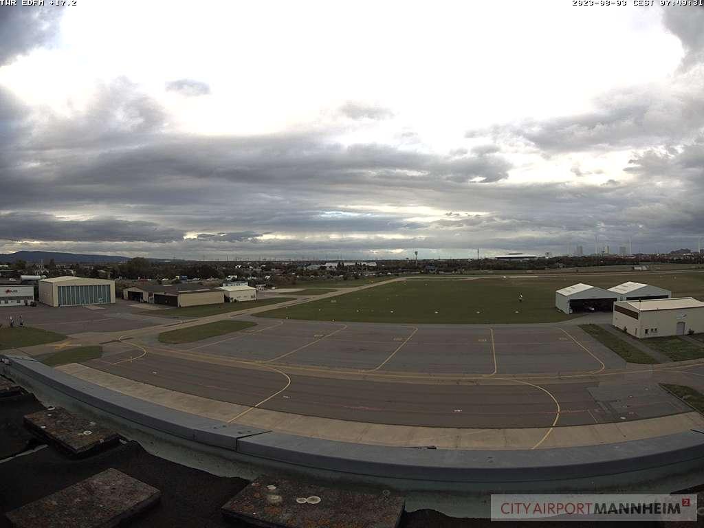Mannheim City Airport [MHG]